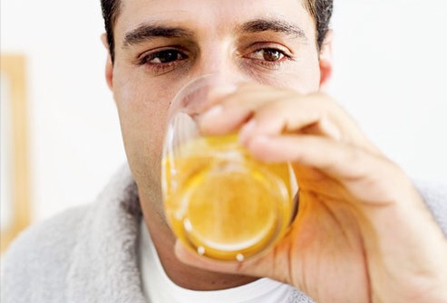 MYTH: Hair of the Dog FACT: More alcohol in the morning does nothing but postpone a hangover. The worst symptoms hit when blood-alcohol levels drop to zero. If you have a screwdriver at breakfast, this moment will just come later in the day. If you find your not able to function, see your doctor.