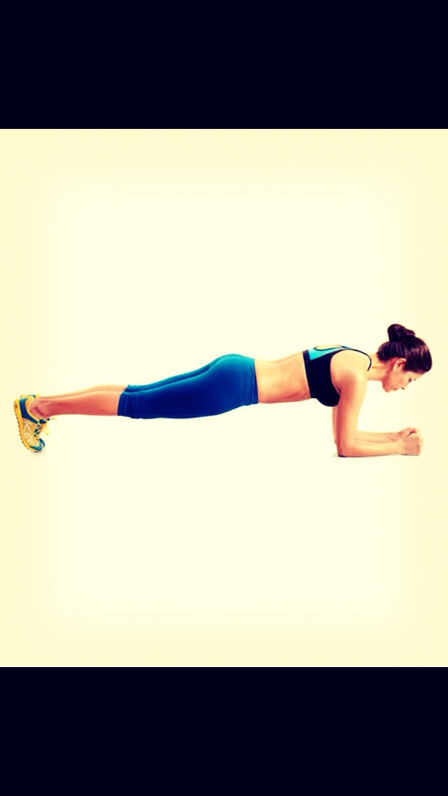 Hold your plank for 60 seconds!!