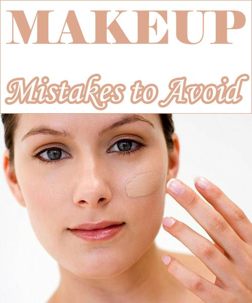 Makeup Mistakes happen to anyone – but you no longer need. We advise what to pay special attention. Read more > http://bit.ly/1sqC2fQ
