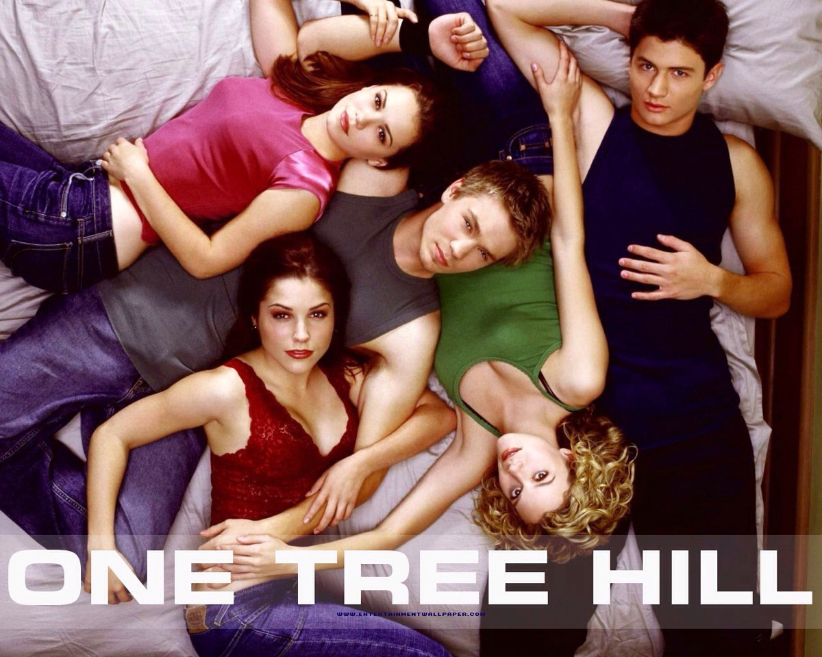 One tree hill! There are lots of seasons! Once you start you can't stop