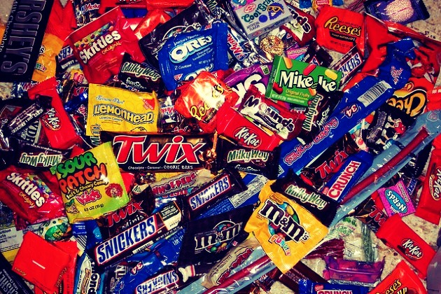 Some envelopes you don't have to write letters for, maybe put some of their favorite candy in the envelope along with a sticky note explaining why you did such a thing. :)