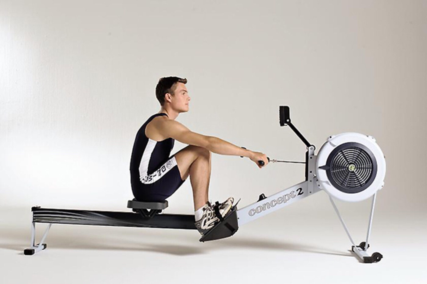 If you have time, go to the rowing machine and do 500-1000m of rowing