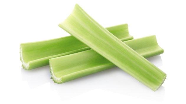 5 celery sticks