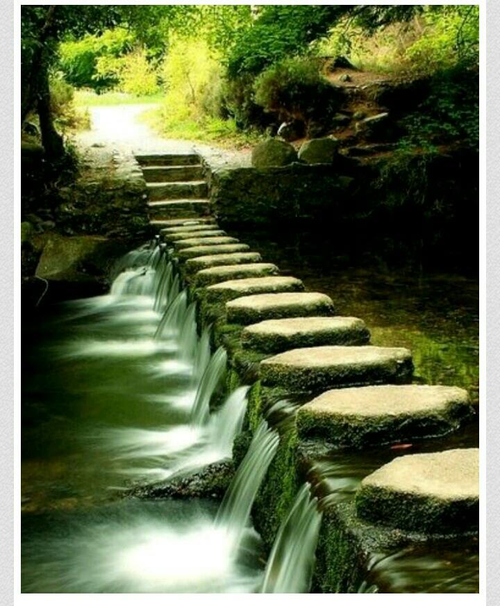 Stone Path, Newcastle, Northern Ireland