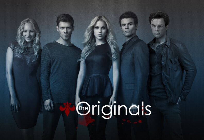 The Originals. (Part of The Vampire Diaries but watch tvd first or you might not understand :) to well)