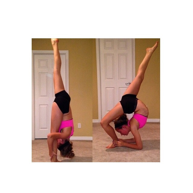 Trying to become flexible it's tough because it's a huge commitment ! but you can do all you need to do is push yourself
