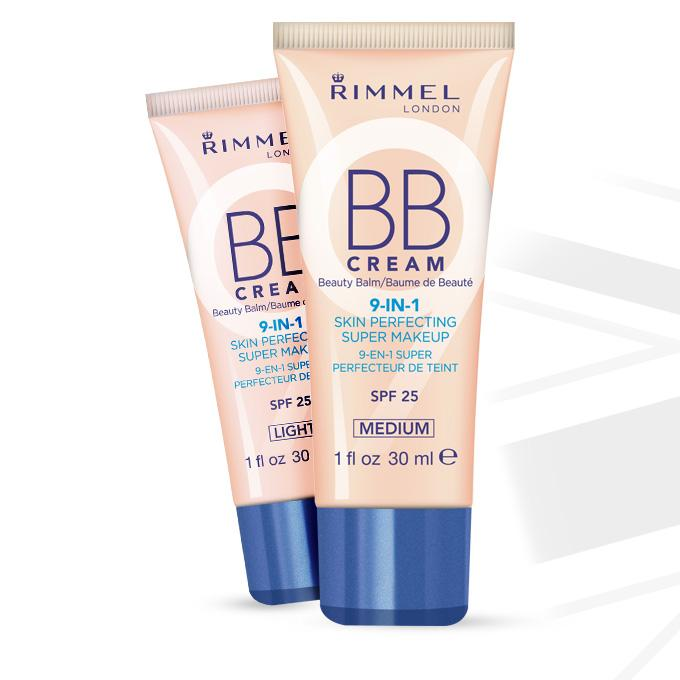 Apply BB cream,(foundation is not really needed for school) evenly onto the face using upward strokes