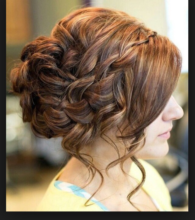 Easy At Home Prom Hairstyles 💁💇 - Musely