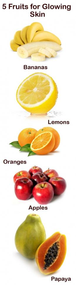these fruits  can do wonders for your skin and hair when consumed on a regular basis.