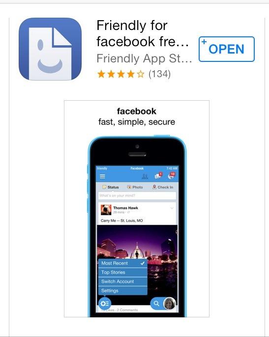 It's Facebook but better