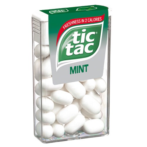 TicTacs/ Candy you can suck Your ears may pop ascending and descending on the plane.