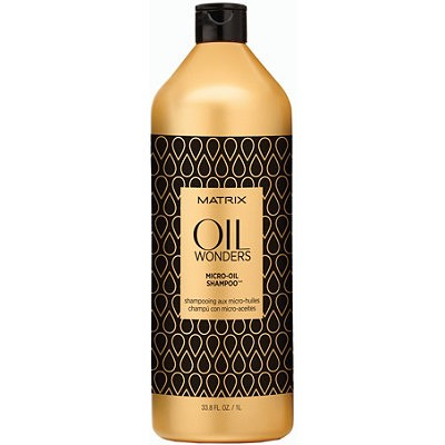 Use shampoo that has oil in it Using oiled shampoo gives your hair oil to be soft and smoothe. Just don't put it on the roots. It'll make you have to wash your hair more often. Yourown body will do that for you.