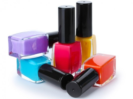 Clean your nails then apply your favourite colour to your nails.