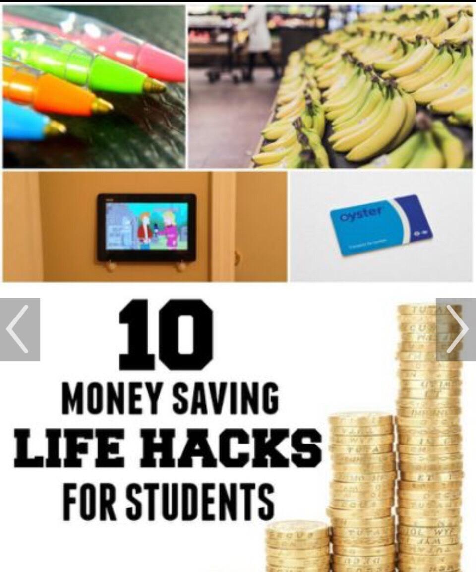 Tricks and tips to saving money!!