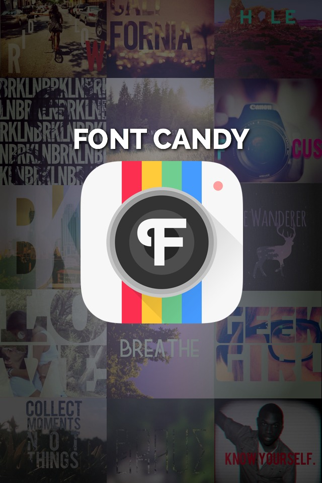Download Font Candy for FREE