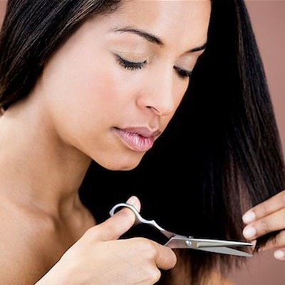 DO Cut your split ends often! It leaves your hair healthy and fresh. It also gives room for them to grow