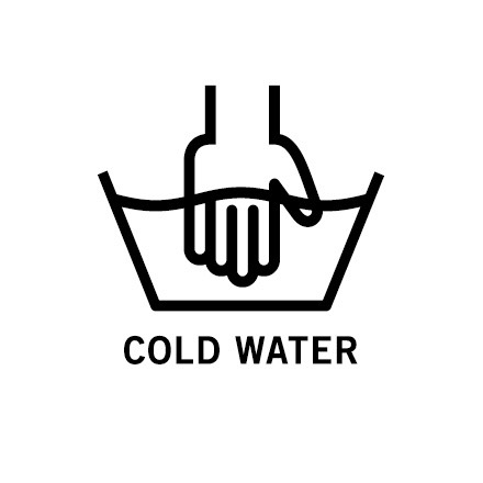 COLD AS ICE IS HOW YOU WANT YOUR H20 TEMP TO BE FOR YOUR WASH!
