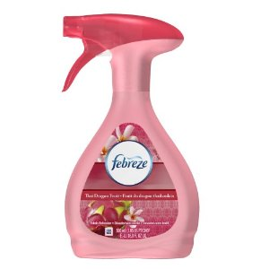 Did you know if you spray Febreze directly on you Car Carpet and vaccum your scent  stays 2x longer.