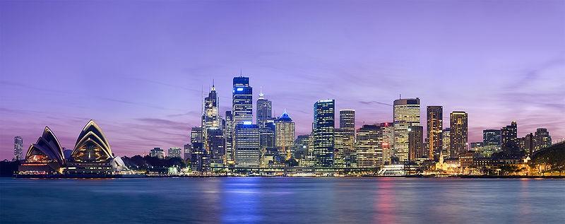 Sydney, Australia 🇳🇿
