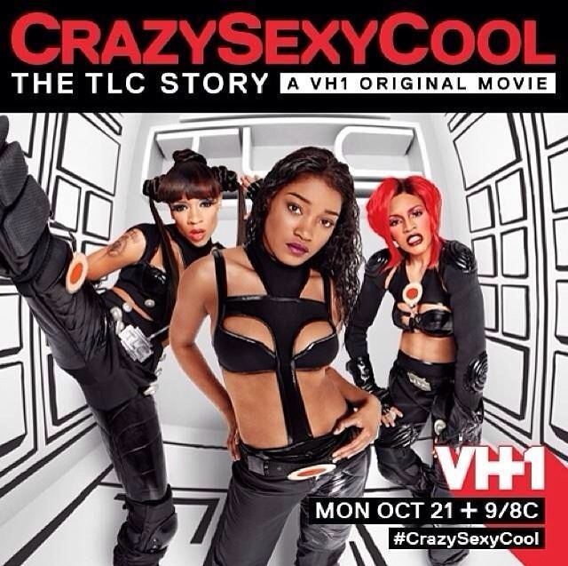Watch the TLC movie tonight at 9 on VH1!