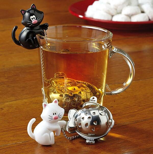 Cat Tea Infuser.