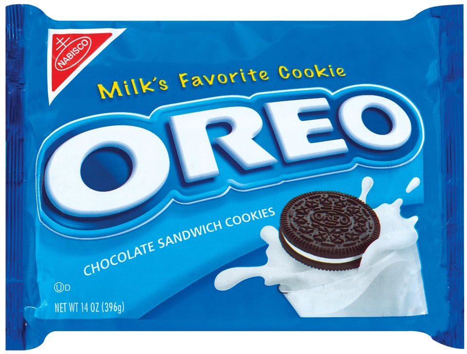 Crunch up Oreos and put them in a salt grinder top off any dessert you would like!