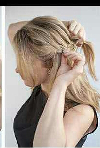 Step 3: Losen braid if its to tight.