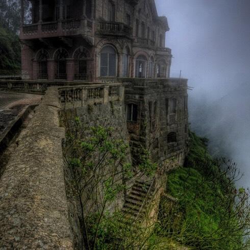 El Hotel de Salto, Colombia