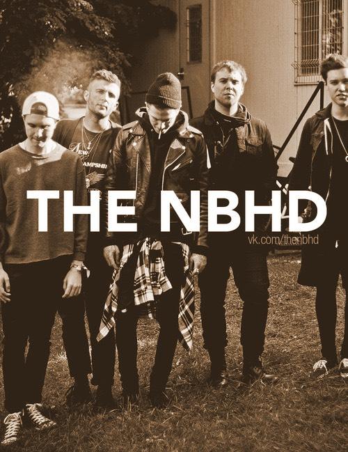 💜 love the nbhd!