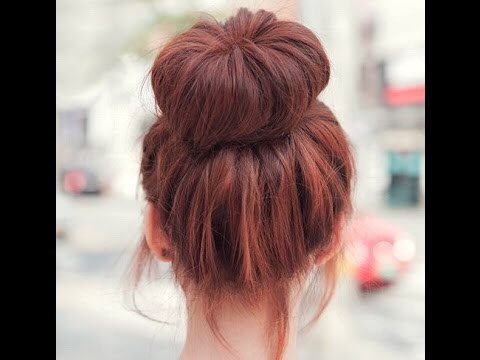 simple easy hair style musely 7253