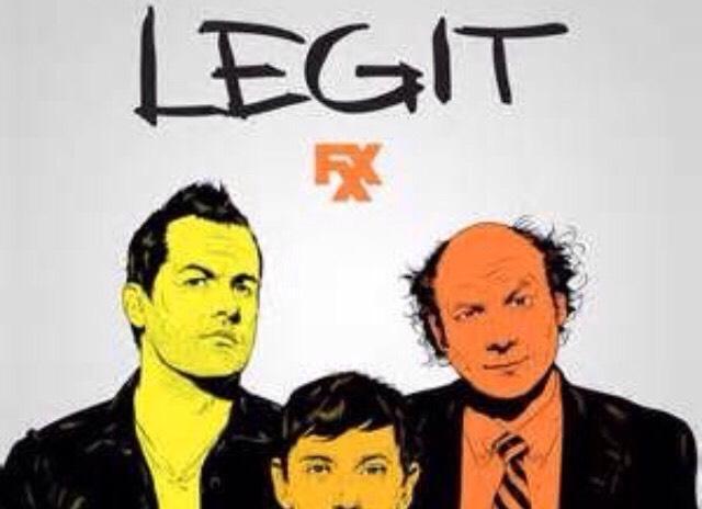 Legit. A comedy that has DJ Qualls who is a fantastic actor!