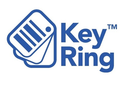 KEY RING.  Instead of having a bunch of store reward cards on your key chain, you can store them all on this app. Just open the app and have the store associate scan the barcode.