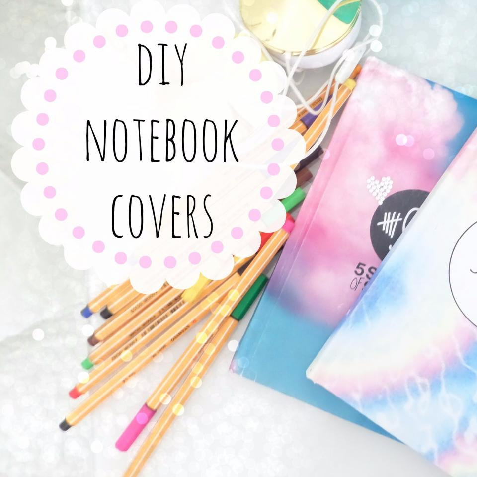 Diy Exercise Book Cover : Musely
