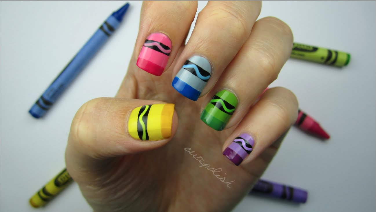 Musely more great nail art ideas prinsesfo Choice Image