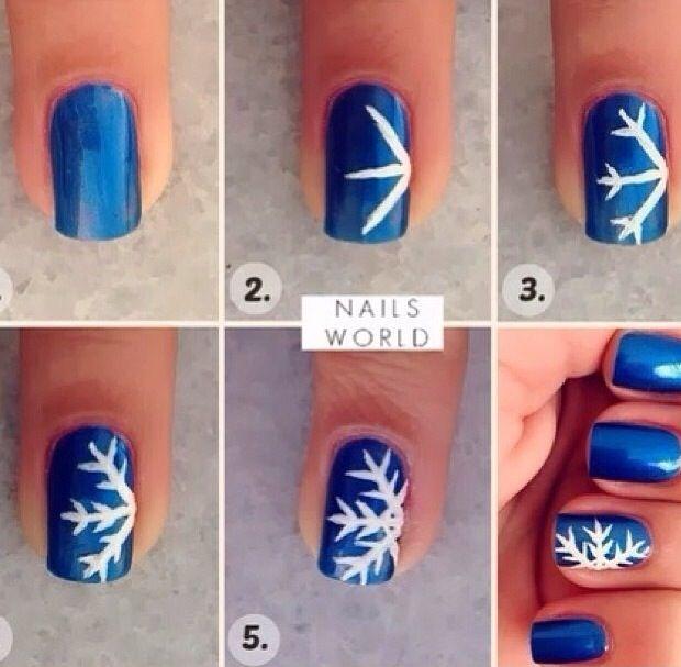 Cute Nails Designs For Winter Splendid Wedding Company