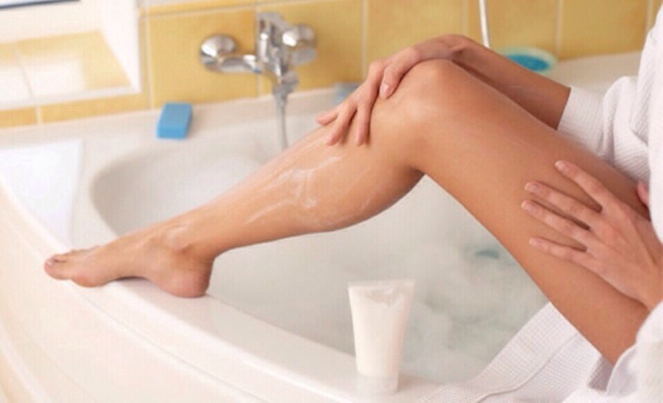 Out of shaving cream? No worries ladies just use conditioner! Not only will it make your legs 10xs smoother it will also save you from a trip to the store!