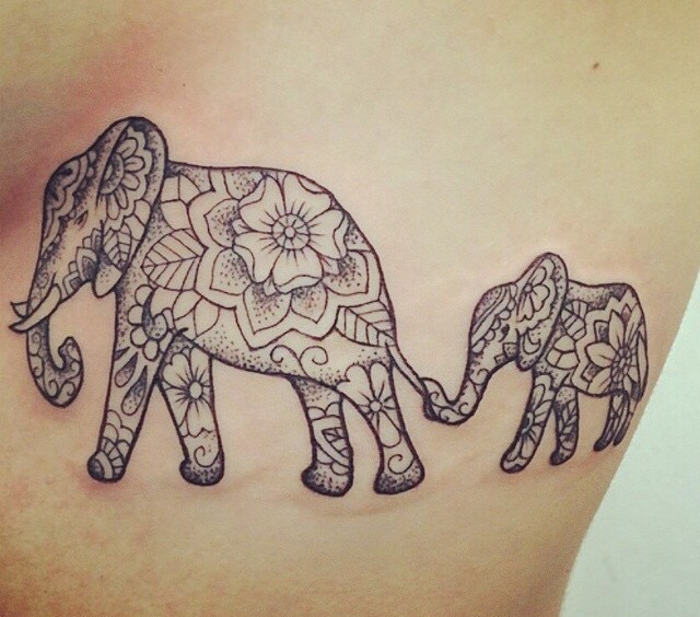 Here's another elephant one