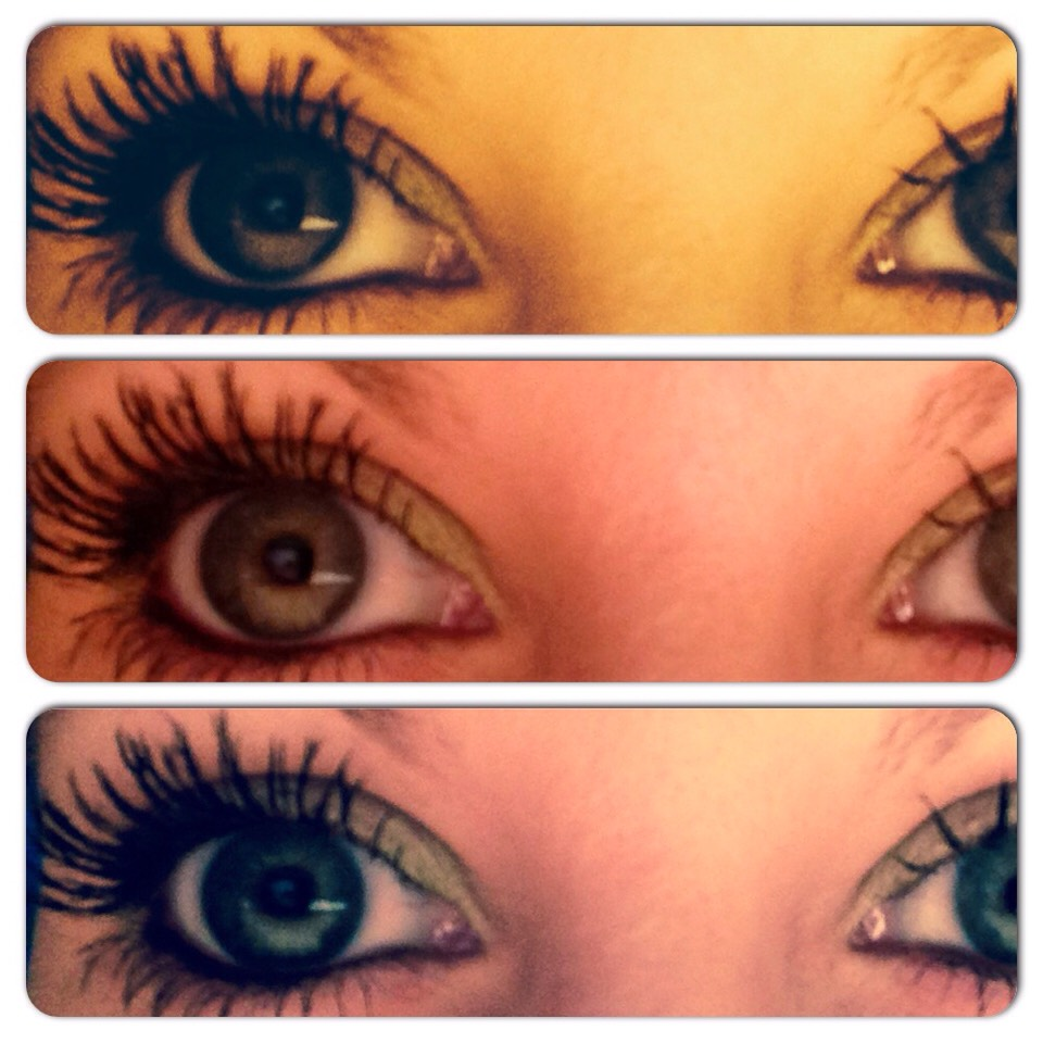 This Mascara adds length and volume! And I love it!