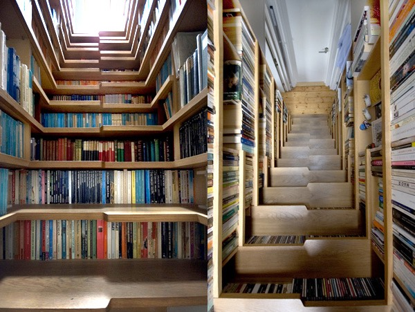 Turn your house into a dream book nook.