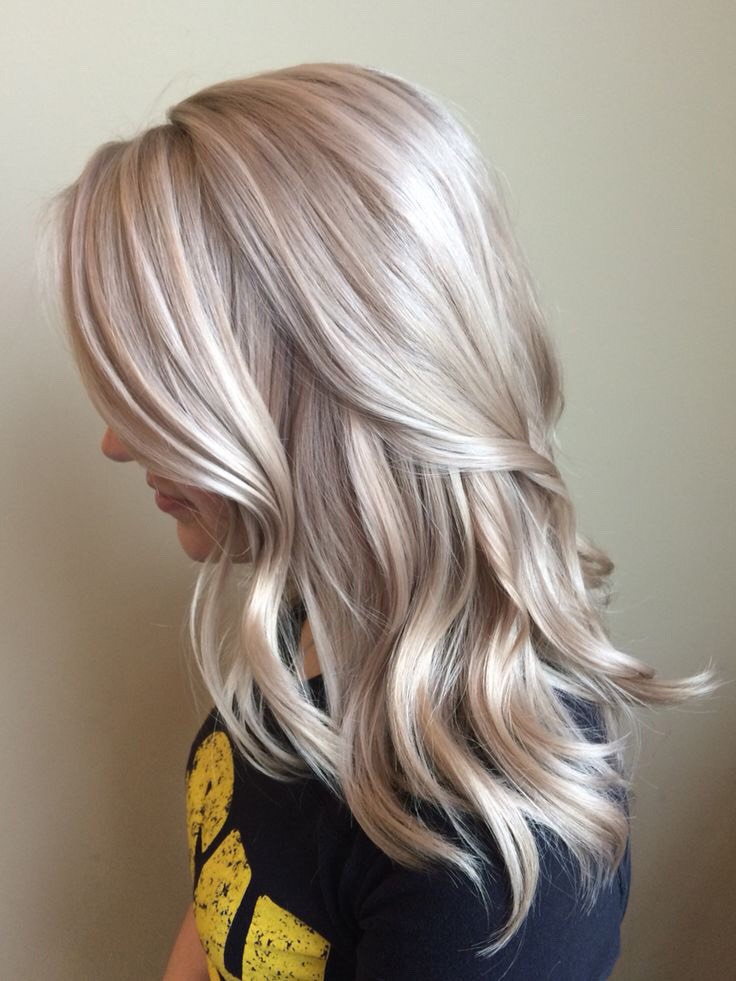 We're of the mind that everyone should go really, really at least once, and if you have light to medium blonde hair, this kind of buttery hue is totally within reach.