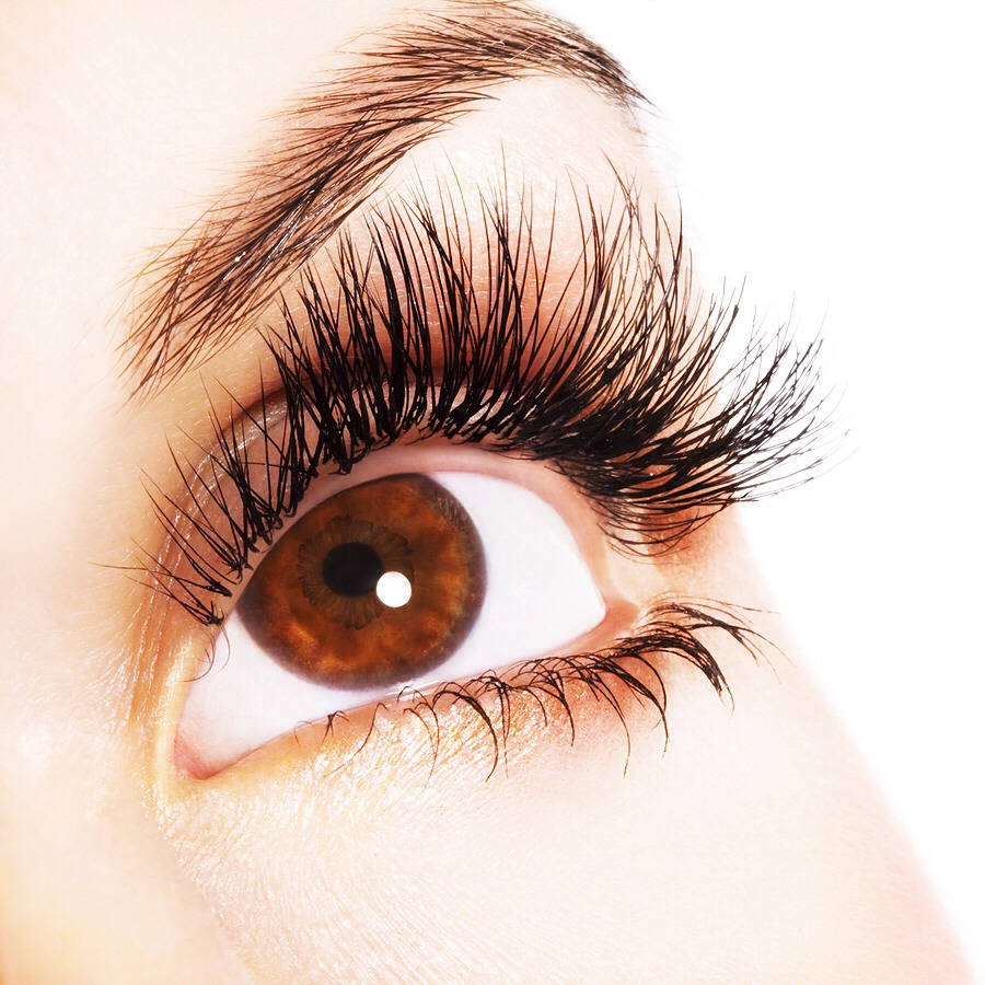 Before bed, rub the Vaseline or oil onto your lashes. Make sure to evenly coat you lashes from base to tip. Be careful to not get any in your eyes! This takes patience and practice!