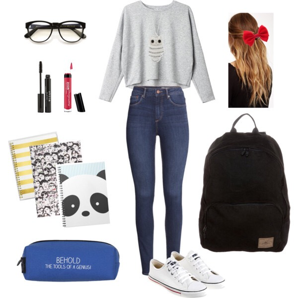 Back to school outfit inspiration❤️❤️