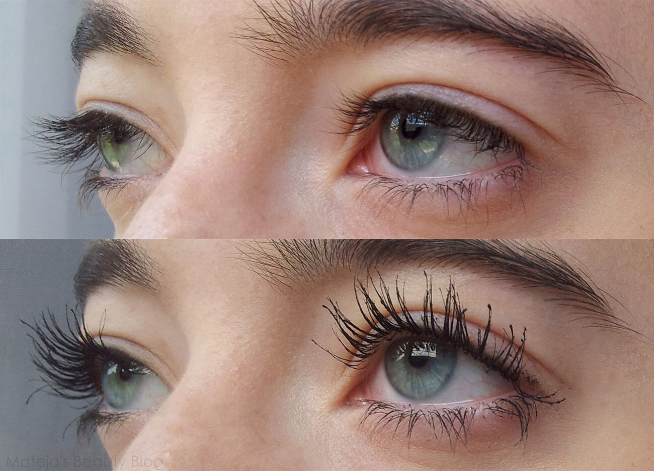 Bad experience with a eyelash curler? No worries! Instead of using a eyelash curler, buy a curling mascara! It does the trick!