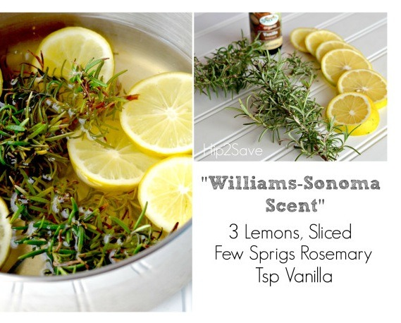 Double-tap image for full view of fragrance recipes.