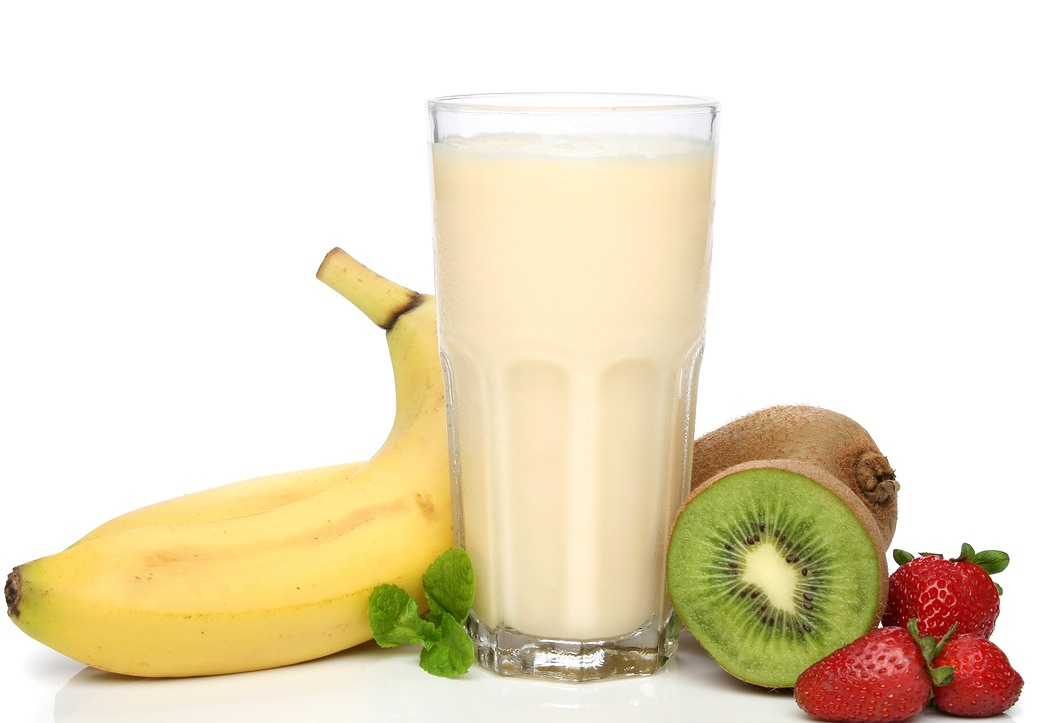 You may have heard of this one. Try eating a banana or a banana milkshake. You should be feeling less nauseous within 10 minutes.