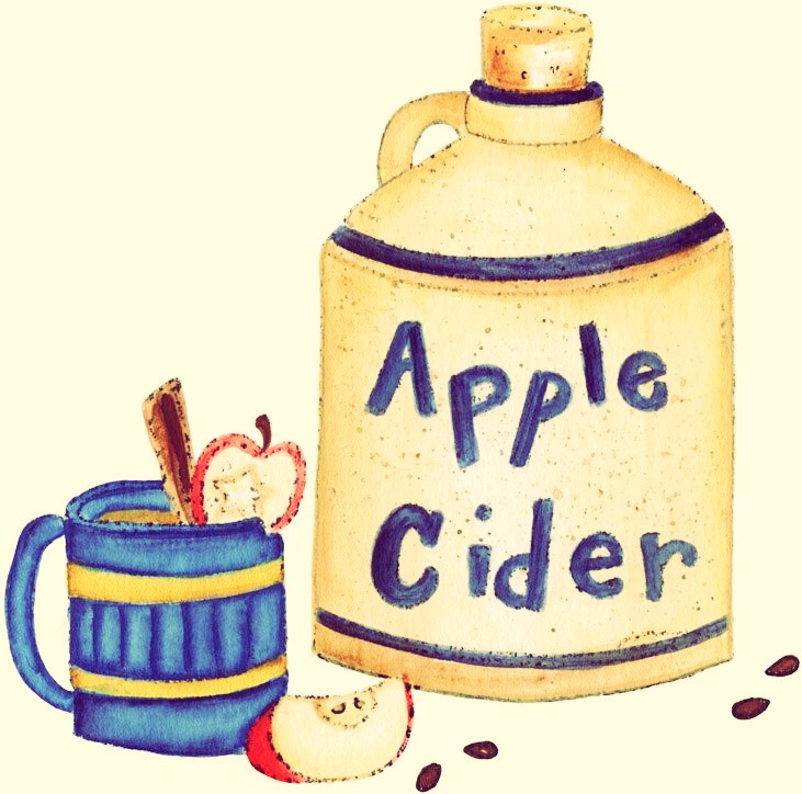 Whew that's some powerful stuff! Love apple cider!