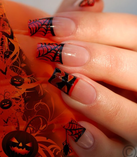 There are many ways to decorate your nails. Scary, fancy, original, and more! Just use your imagination. Don't copy.. You can even do best friend matching nails.