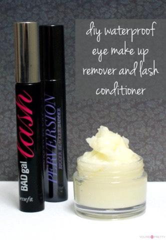 Waterproof Eye Makeup Remover and Lash Conditioner  http://soapdelinews.com/2014/09/diy-waterproof-eye-makeup-remover-recipe-lash-conditioner.html