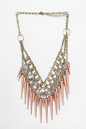 statement necklace from Urban Outfitters.