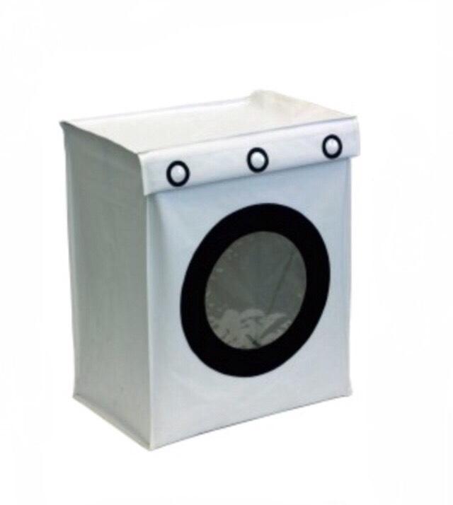 Washing Machine Hamper, $24.00, dormify.com